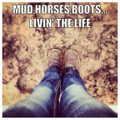 The Cowgirl life