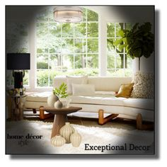 Favorite Home by eco-art on Polyvore featuring interior, interiors, interior design, home, home decor, interior decorating, Jonathan Adler, Modloft, Renwil and Broste Copenhagen