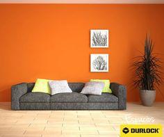 El sistema Revoque Seco #Durlock® permite realizar el revoque de las paredes tradicionales alcanzando mayor confort de forma práctica, optimizando los costos y tiempos de ejecución en obra. #EspaciosDurlock®