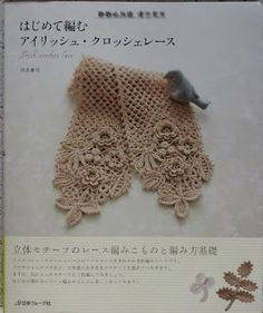Irish Crochet Instructions and diagrams.  In spanish but is translatable to english
