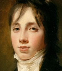 "detail from ""William Fraser of Reelig"" by Sir Henry Raeburn"