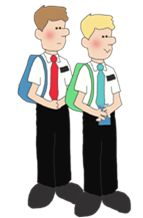lds missionaries clipart google search missionary pinterest rh pinterest com lds clipart missionary work lds clipart missionary name tag