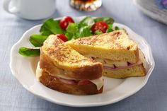 Apple, Ham and Cheese Stuffed French Toast   Kroger