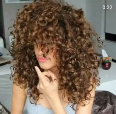 Superb Wig, Curls, Colors, By