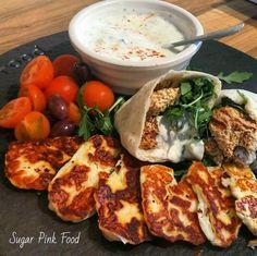 Sugar Pink Food: Slimming World Recipe:- Moroccan Turkey Kofta Pittas