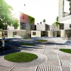 Mo-Co Housing by WE Architecture