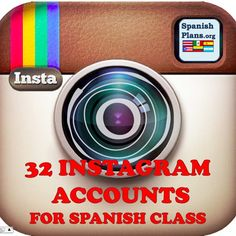 Your students are already using instagram , why not create a class account for them to follow and see authentic images of language and the beauty of the target culture! http://spanishplans.org/2015/06/25/class-instagram/