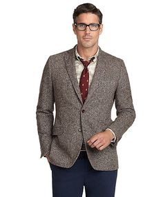 Fitzgerald Fit Donegal Sport Coat | Brooks Brothers