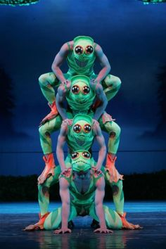 Chinese Acrobatic Swan Lake 30th July - 2nd August at The Lowry - Manchester Dance Events Guide