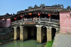 Hoi An. Vietnam ako z rozprávky Hoi An, Varanasi, Da Nang, Borneo, Vietnam, Mansions, House Styles, Manor Houses, Villas