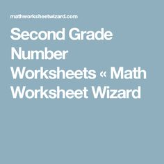 Schedule C Worksheet Word St Grade Counting Worksheets Objects To  A  Grade   Mole Concept Worksheet Excel with Comma Usage Worksheet Word Free Math Worksheets For Children This Section Contains Wizards For Making  Number Worksheets For Second Grade Math Addition Worksheets Kindergarten Printable Word