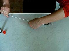 how to roll newspaper sticks