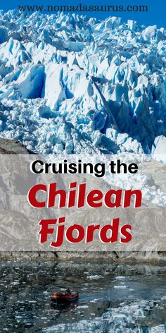 If you're looking for the best glacier cruise in Patagonia, don't miss the amazing Skorpios Cruise through the Chilean fjords. Filled with epic scenery, great food and friendly people, this is definitely one of the best things to do in Chile.