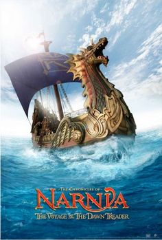 """The voyage of the Dawn Treader (PZ 7 .L5847 VO 1994) Book five of The Chronicles of Narnia continues the saga of C.S. Lewis's beloved land of fantastic creatures and unlikely heroes. Readers of any age will be entranced as the crew of the Dawn Treader approaches the """"Worlds End."""""""