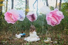 Everly Deer Design | Emerson's Fairy Birthday Shoot | Styled Shoot | Jessie Holloway Photography