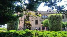 Casa Real del Soto de Roma, Fuente Vaqueros, Granada