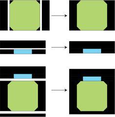 Jars Quilt Block Pattern