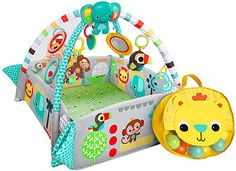 Video Revie for Bright Starts 5-in-1 Your Way Ball Play Activity Gym