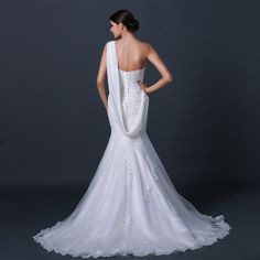 """Original Design weeding Dress 3 GYS-018 USD552.59 ~ USD656.03, Click photo to know how to buy / Facebook """" showcase.lan """" for discount, follow board for more inspiration"""