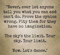 """""""A thousand times I have ascertained and found it to be true; The affairs of this world are really nothing into nothing. Still, though, we should dance."""" ~Hafiz"""