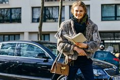 50 of the Best Street Style Statement Coats - Vogue