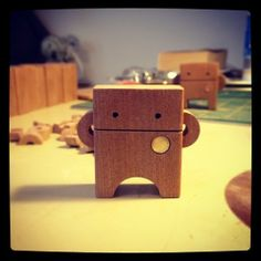 #mywoodtoy - Hand Creating My Own Wood Toy on Toy Design Served