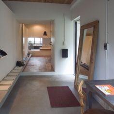passageの部屋 エントランスラウンジ Apartment, House Styles, Kitchen Design, House Design, Interior, Apartment Entrance, Home Decor, Room, Cool Apartments