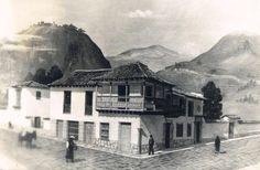 1810. La Casa del Florero. Bogotá D.C. Colombia Graffiti, Photography, Painting, Travel, Vintage, Home, Cartagena Colombia, Bogota Colombia, Urban Landscape