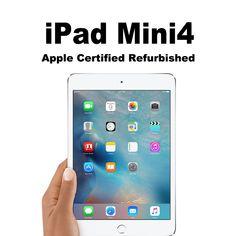 Apple iPad Mini4 7.9 inch  Wi-Fi Apple Certified Refurbished //Price: $0.00//     #electonics