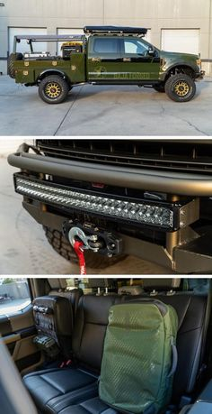 SEMA is all about building the most badass vehicles possible. In the rapidly expanding Overlanding field, t. Ranger Truck, Truck Flatbeds, Nissan Trucks, Ford Pickup Trucks, Custom Truck Beds, Custom Trucks, Chevy Silverado Accessories, Cool Truck Accessories, Utility Truck