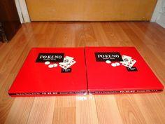 Vintage Po-ke-No PokerKeeno Complete Game - Lot of 2 Poker & Keno #USPlayingCardCompany