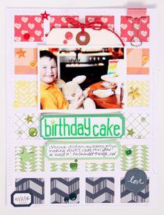 Birthday cake by emma_kw at @Studio_Calico