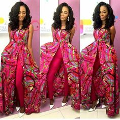 Hello Ladies, here are the selected top ten beautiful and unique ankara styles outfit with beautiful ladies rocking these creative ankara styles and designs. African Print Dresses, African Fashion Dresses, African Attire, African Wear, African Women, African Dress, Ghanaian Fashion, African Prints, African Fabric