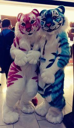 Gorgeous fur Suits!!