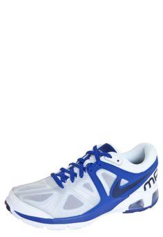 Tênis #Nike Air Max Run Lite 4 Branco  | #DafitiSports R$279.90 #shoes #blue #style #casual #run #training #sports