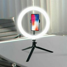 Dimmable LED SMD Ring Light with a wide dimming range from Dimmable: YES. Total illumination: Special LED SMD design, lightweight and portable. Led Selfie Ring Light, Led Ring Light, Led Light Kits, Selfie Light Stand, Diva Ring Light, Lego Yoda, Circle Light, Fill Light, Bedroom Decor