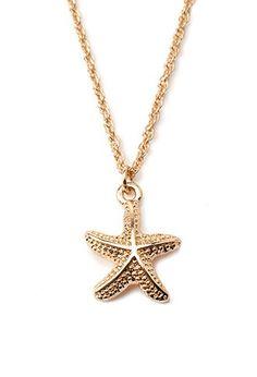 Collar Estrella de Mar   Forever 21 - 1000132152