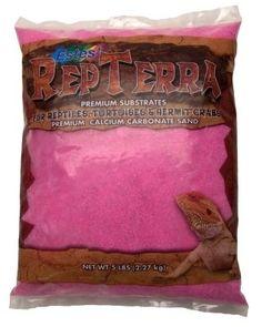 Estes Gravel: Repterra Sand Pink, 5/5Lb