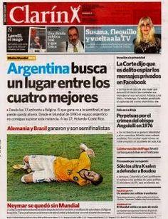 OpinionPublicaSantafesina(ops): diarios de hoy 5 de julio