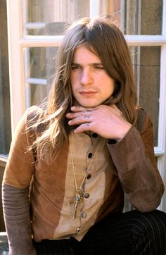 Ozzy Osbourne 1974 © Mick Rock - fellow Brummie and mad as a box of frogs!