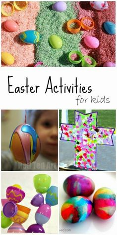 35+ Easter crafts and activities for kids