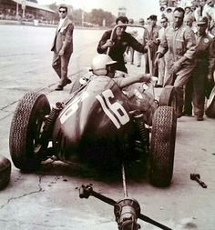 #16 Willy Mairesse...Scuderia Ferrari...Ferrari D246...Motor Ferrari 155 V6 2.4...GP Italia 1960