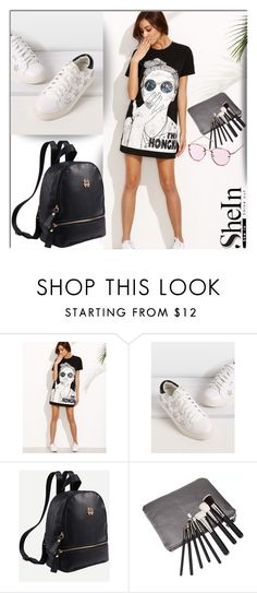 """SheIn 9"" by melissa995 ❤ liked on Polyvore featuring WithChic"