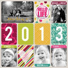 Lindsay Teague Moreno: Welcome 2013