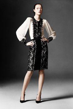 Tadashi Shoji, Pre-Fall 2014 Collection, Look 20. LOVE!!!