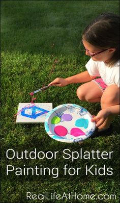 Fun and Easy Outdoor