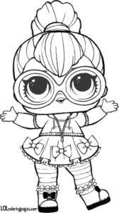 Imagen Relacionada Cool Coloring Pages Coloring Pages Lol Dolls