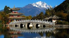 Lijiang, Busy World Heritage Listed Tourist Town in China