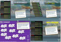 Voir les 4 jeux interactifs pour enrichir le vocabulaire ! via TV5Monde.com