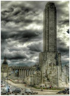 Monumento Nacional a la Bandera - Ciudad de Rosario - Argentina